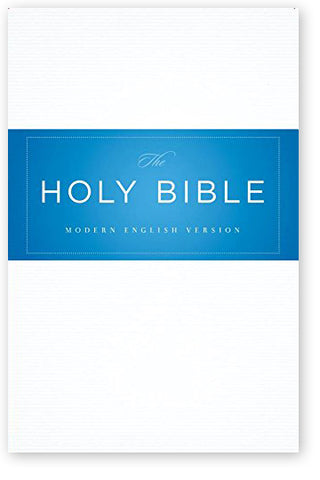 MEV Thinline Bible - Hard Cover