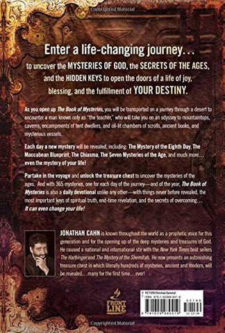 The Paradigm + The Book of Mysteries + FREE BONUS - Holy Spirit Series