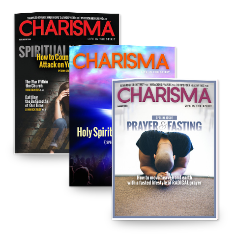 Charisma - Spiritual Warfare Bundle