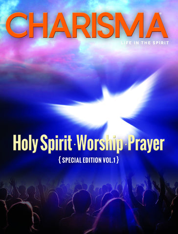 Special Edition - Holy Spirit, Worship & Prayer