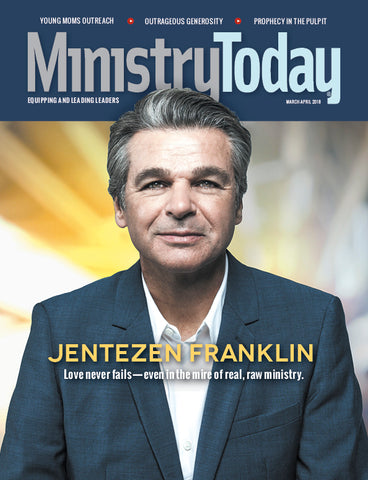 Ministry Today - 2018 / 02 MAR-APR