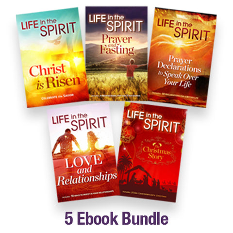 Five Ebook Bundle