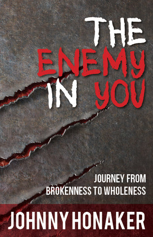 Enemy In You: Journey From Brokenness to Wholeness
