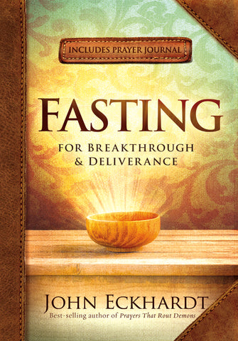 Fasting for Breakthrough and Deliverance with Prayer Journal