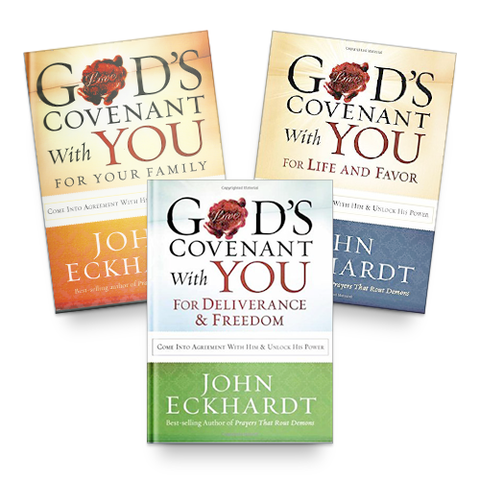 God's Covenant Book Bundle ----- (PLUS 2nd Set Free!)