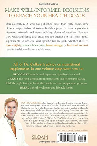 Dr. Colbert's Guide to Vitamins & Supplements