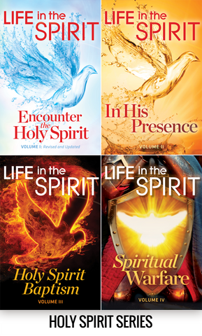 Supernatural Access + The Spiritual Warfare Battle Plan + FREE BONUS - Holy Spirit Series