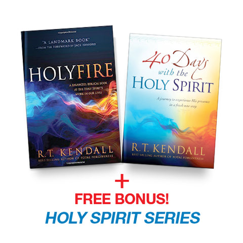 Holy Fire + 40 Days With the Holy Spirit + FREE BONUS - Holy Spirit Series