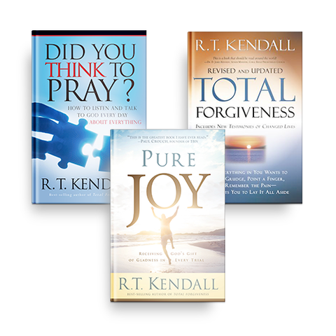 Did You Think to Pray? + Pure Joy + Total Forgiveness