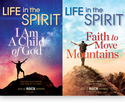 Overcoming Fear & Anxiety + Destroying the Spirit of Rejection + FREE BONUS - Solid Rock Series
