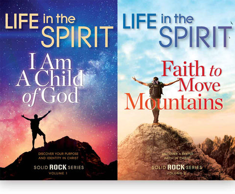 The Anna-Deborah-Esther-Ruth Anointing Series + FREE BONUS - Solid Rock Series