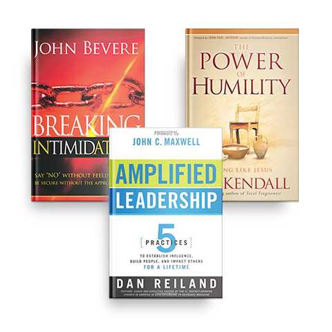 Ministry Leadership Bundle