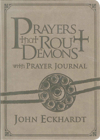Prayers That Rout Demons - Deluxe Edition with Prayer Journal