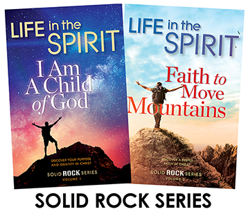 Life In The Spirit - Solid Rock Series - BUY A SET, GET A SET!!