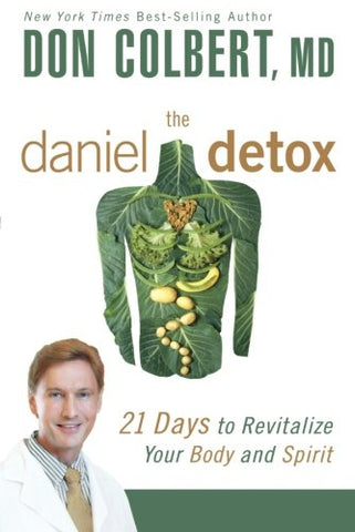 Daniel Detox + Guide to Vitamins & Supplements + FREE BONUS - Solid Rock Series