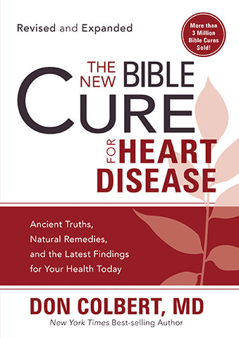 New Bible Cure for Heart Disease