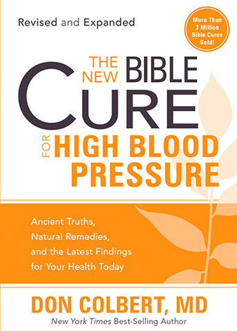 New Bible Cure for High Blood Pressure