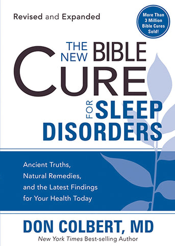 New Bible Cure for Sleep Disorders
