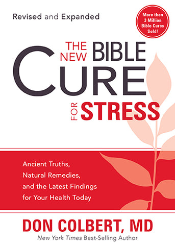 New Bible Cure for Stress