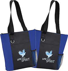 Life In The Spirit Tote Bag - Buy a Bag, Get a Bag 50% OFF