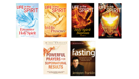 Life in the Spirit: Prayer & Fasting Gift Box