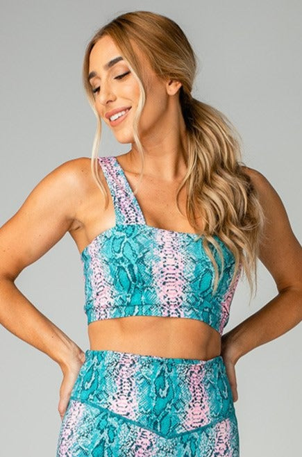BuddyLove Kayla Medium Support Sports Bra - Clover