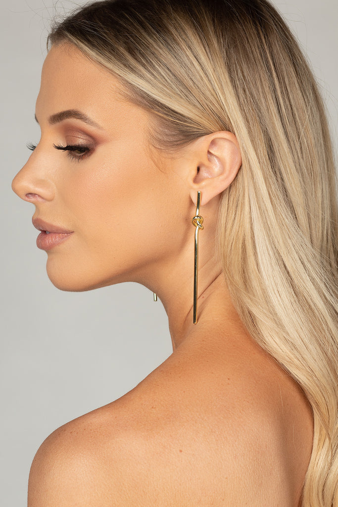 BuddyLove Blair Earrings - Gold