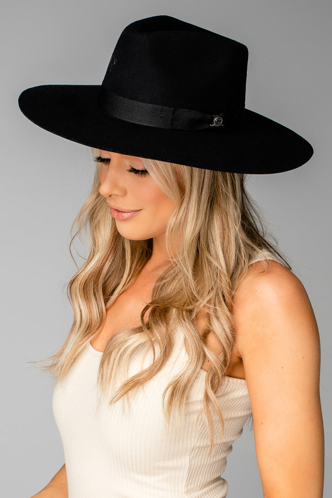 Highway Hat - Black