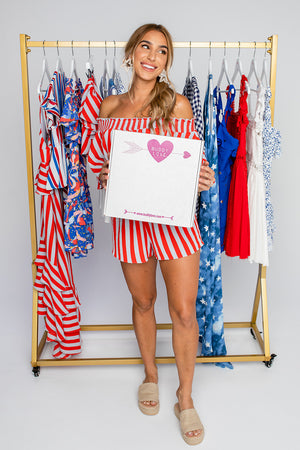 BuddyLove Babe Box - Nautical Cutie