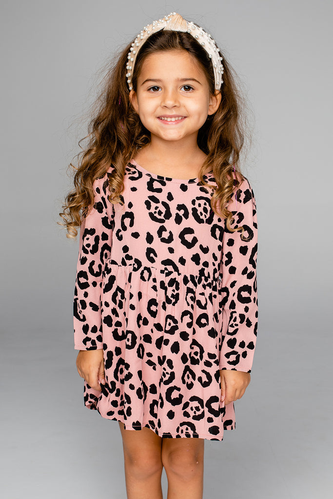BuddyLove Gracie Girl's Dress - Whiskers