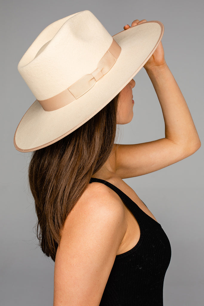 Rancher Hat - Ivory