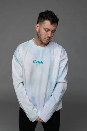 BuddyLove X Casual Graphic Sweater - Confetti