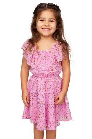 BuddyLove Kids Ainsley Top and Skirt Set - Zodiac