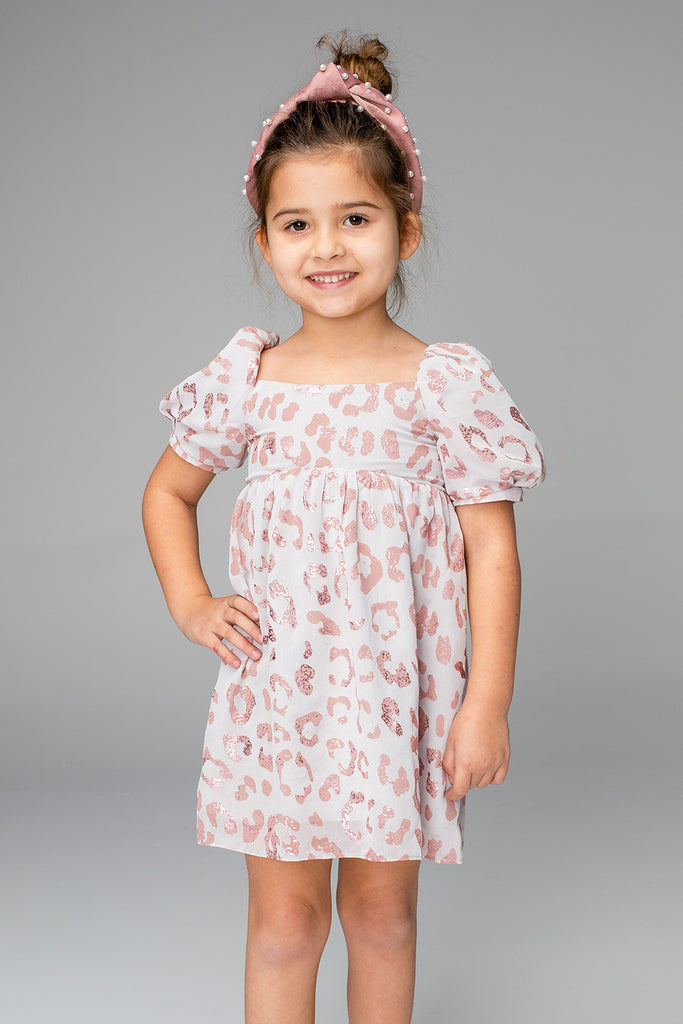 BuddyLove Kennedy Baby Doll Dress - Rosé