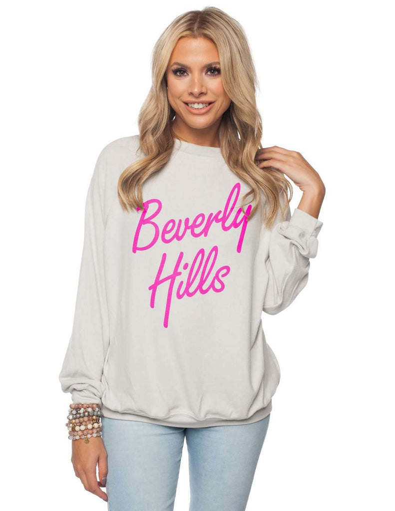BuddyLove Ronnie Sweatshirt - Beverly Hills - Buddy Love Clothing Label