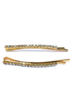 Embellished Diamond Hair Pin | Gold | BuddyLove