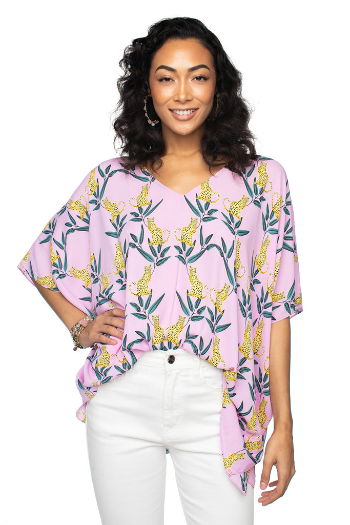 BuddyLove North Tunic - Jungle Cat
