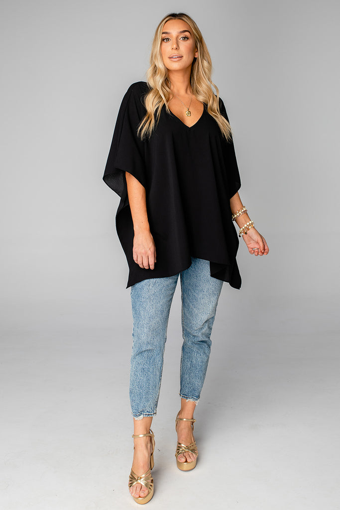 BuddyLove North Tunic - Black