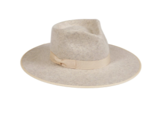 Rancher Hat - Carlo,S / Ivory