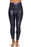 BuddyLove Jillian Lustrous High-Waisted Athletic Pant - Charcoal