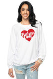 BuddyLove Keith Graphic Sweater - Babes
