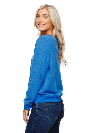 BuddyLove Lennon Graphic Loose Fit Sweater - Cocktail Club