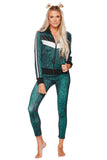 BuddyLove Michaels High-Waisted Legging - Forest