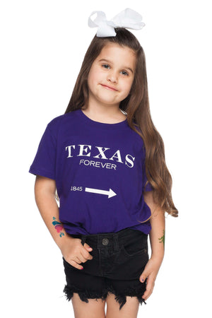 BuddyLove Andy Youth Tee - Texas Forever