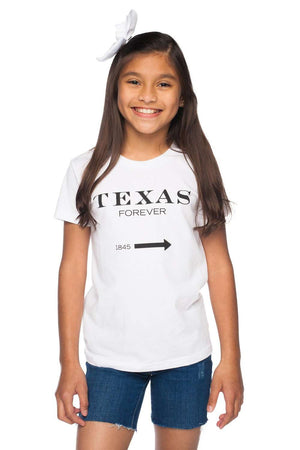 BuddyLove Witten Youth Tee - Texas Forever