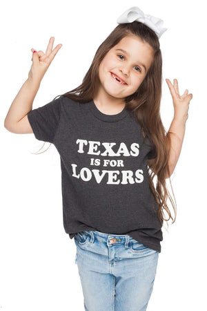BuddyLove Prescott Youth Tee - Texas is for Lovers