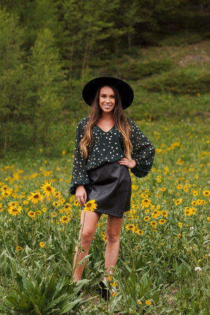 Phoebe Skirt- Sedona - Buddy Love Clothing Label