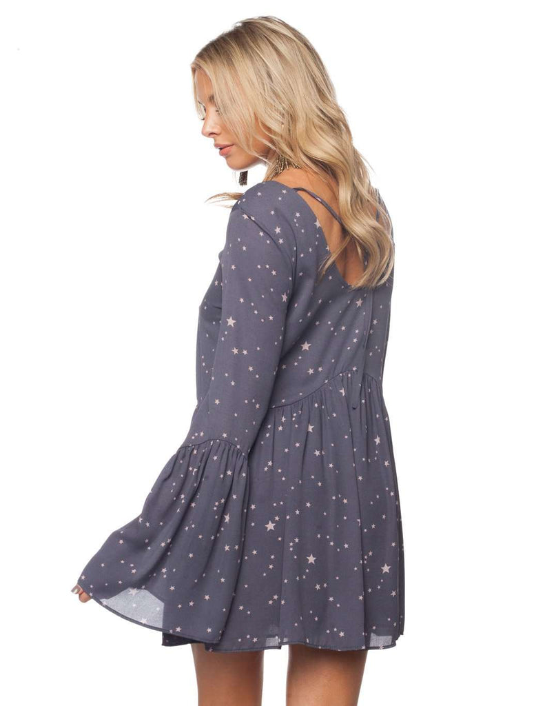 BuddyLove Hall Dress - Galaxy - Buddy Love Clothing Label