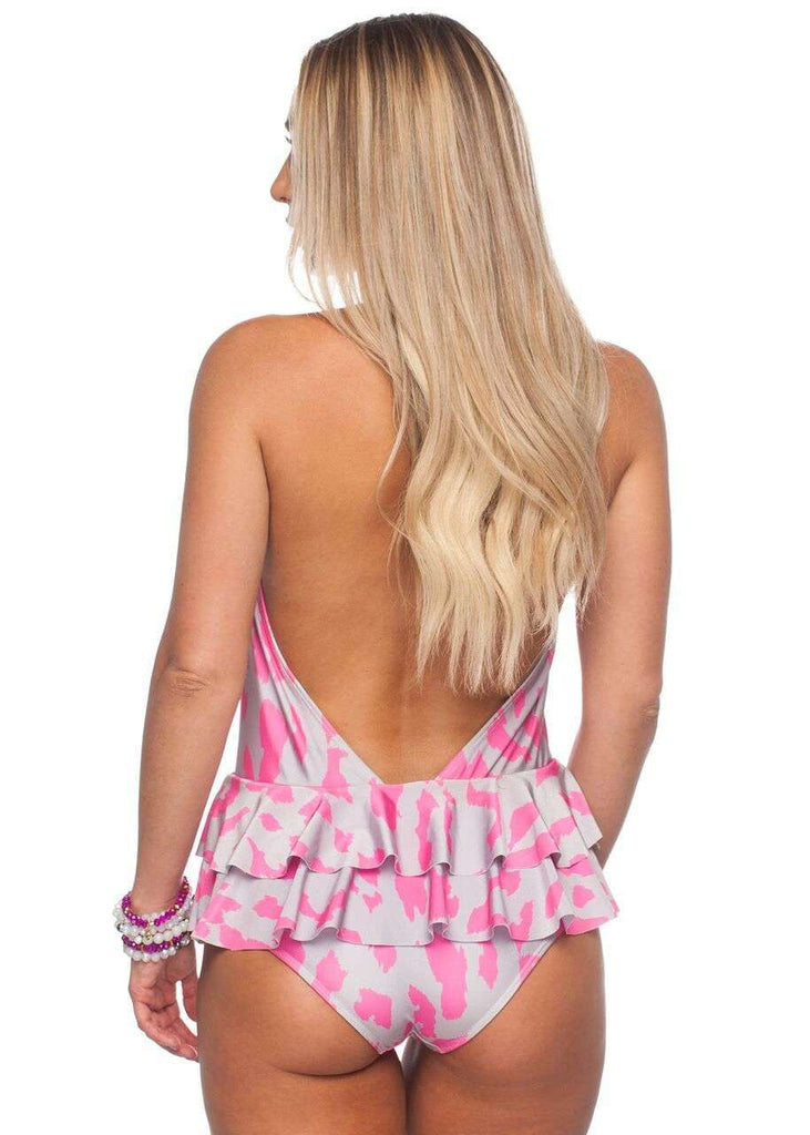 BuddyLove Tiff Swimsuit - Pinky