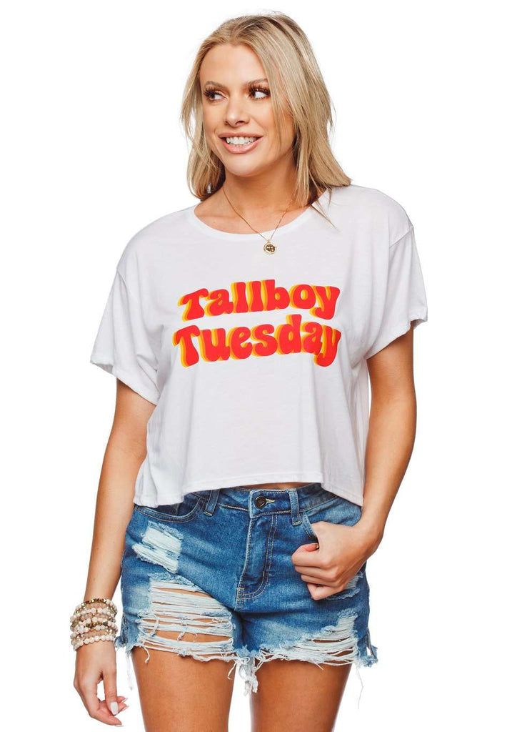 BuddyLove Kurt Short Sleeve Swing Tee - Tallboy Tuesday - Buddy Love Clothing Label